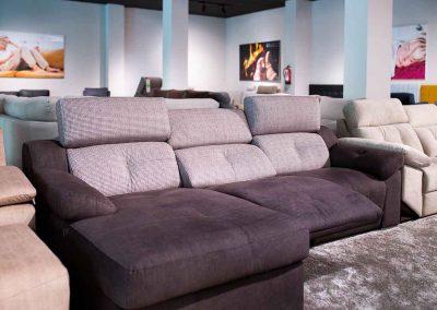 Sofás prácticos y cómodos